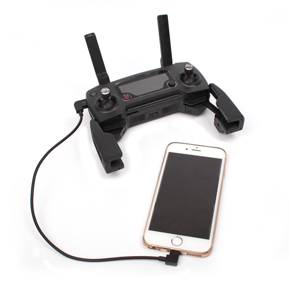 how to connect dji spark to android phone